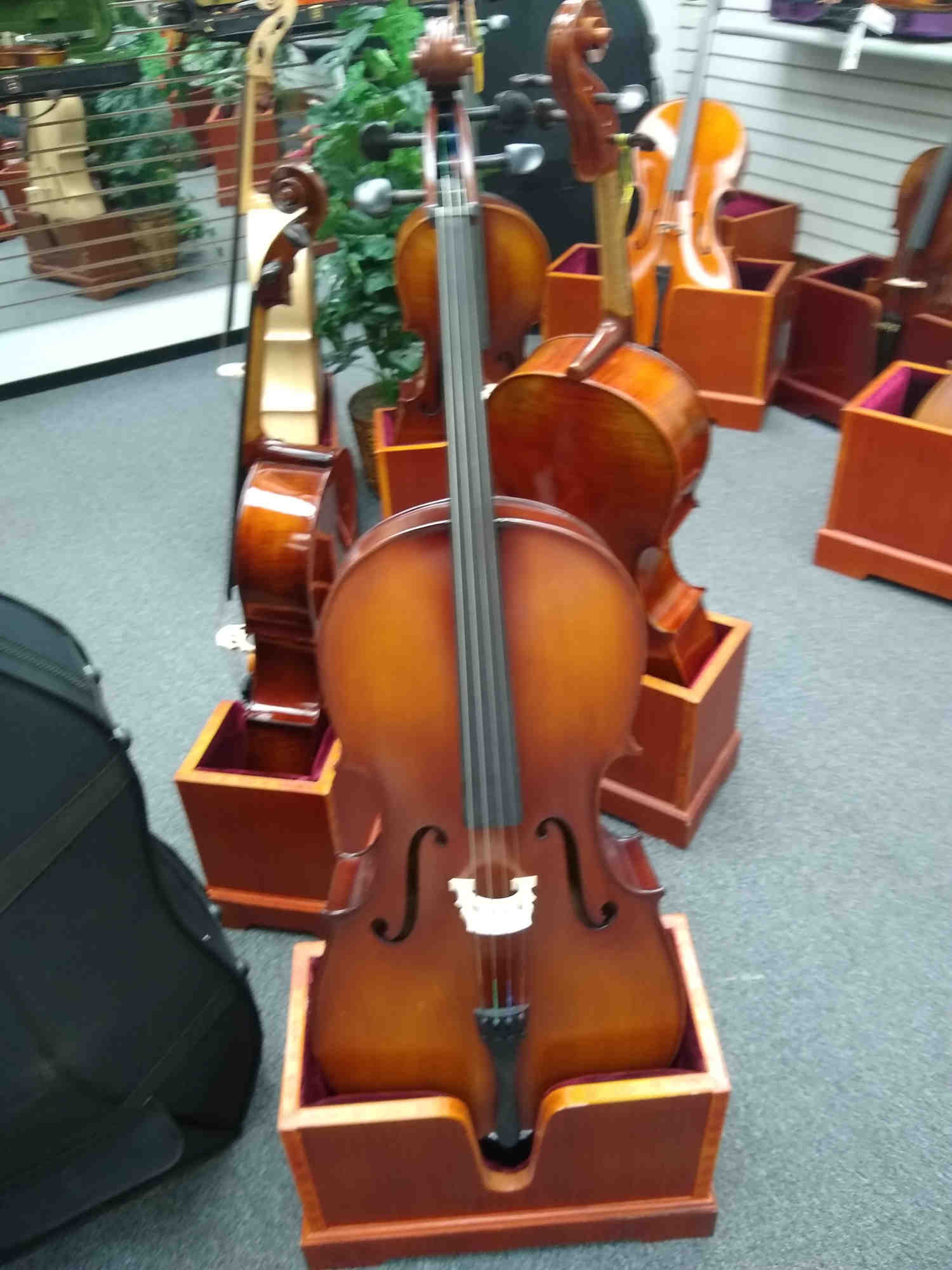 Hamburg Cello