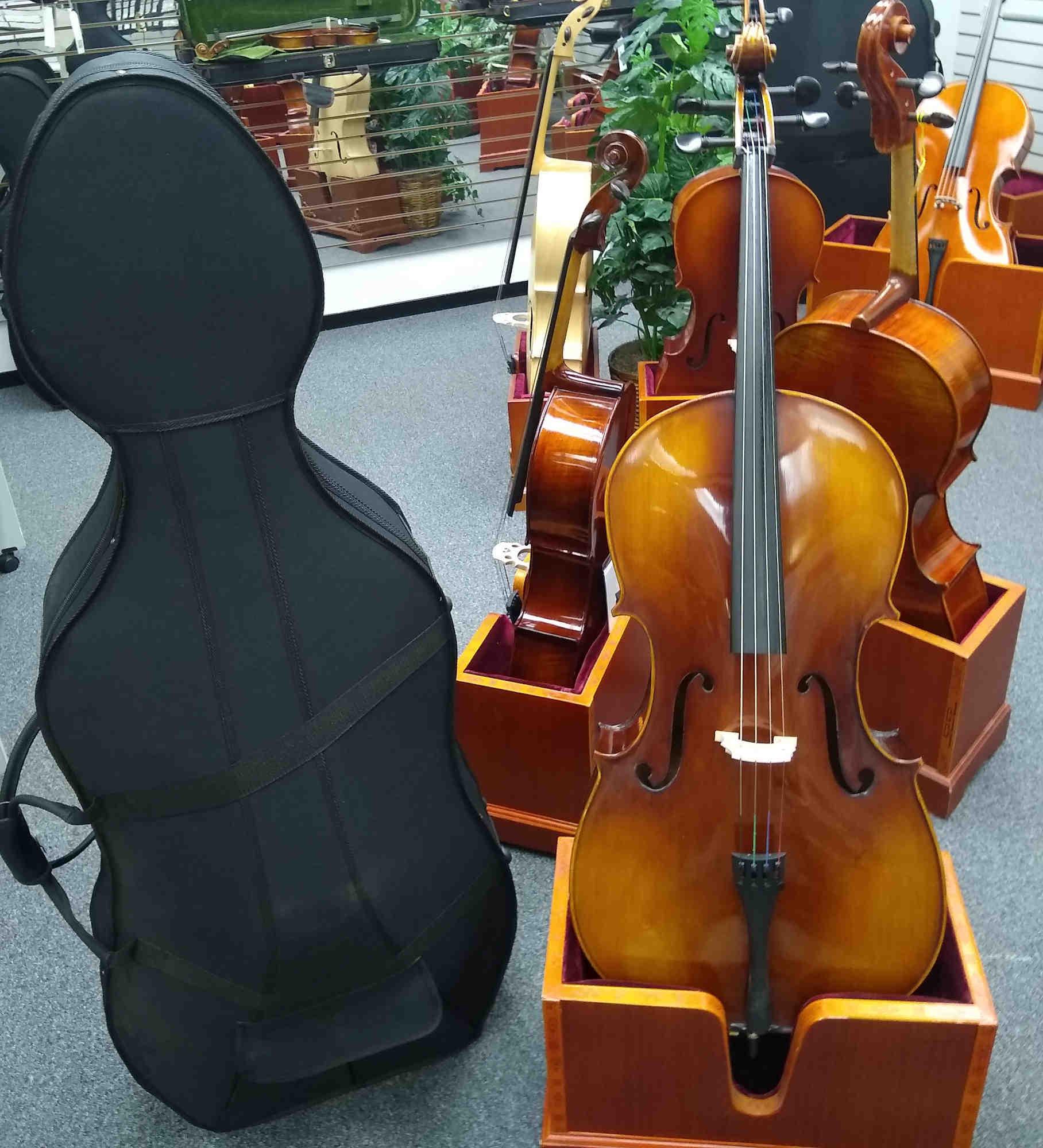 Hamburg Handcraft Cello